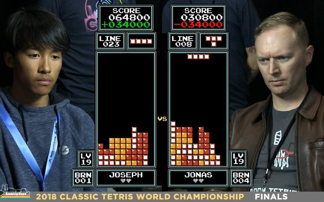 16-year-old Joseph Saelee is the New Tetris World Champion
