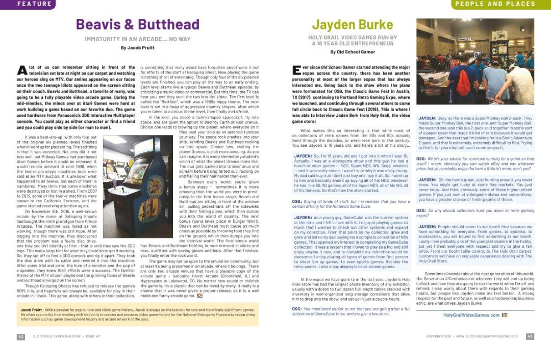 Beavis and Butthead – By Jacob Pruitt