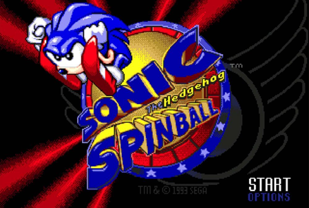 Soundtrack Review: Sonic Spinball (Sega Genesis, Sega Game Gear, Sega Master System, 1993-1995)