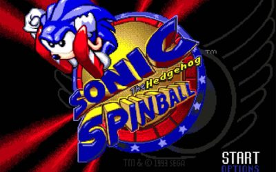 Soundtrack Review: Sonic Spinball (Sega Genesis, Sega Game Gear, Sega Master System, 1993-1995)