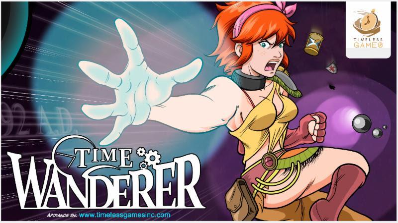 Old School Gamer Magazine Exclusive: Inside 'Time Wanderer'