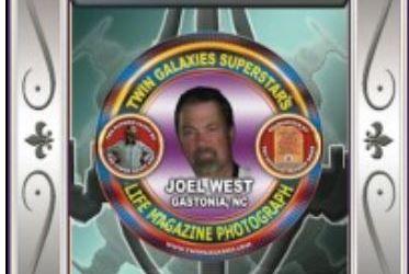 RIP Joel  West