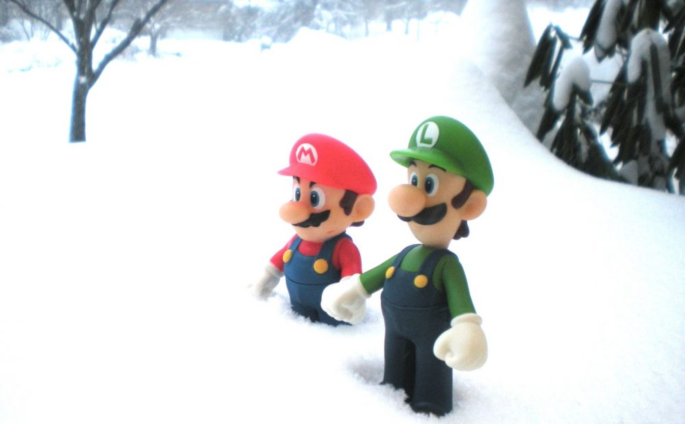 Soundtrack Roundup: Nintendo's '90s Winter Music