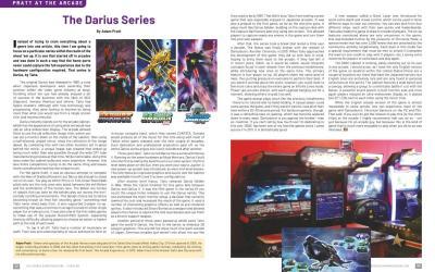 Pratt At the Arcade: The Darius Series – By Adam Pratt