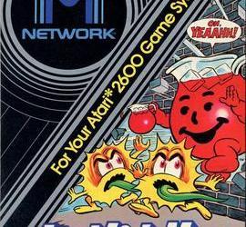 Kool-Aid Man for the Atari 2600