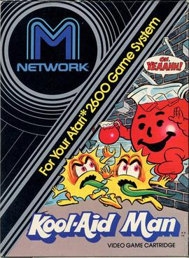 Kool-Aid Man for the Atari 2600