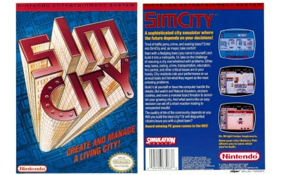 Sound Bytes: NES SimCity Prototype (NES, Unreleased)