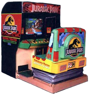 Revisiting Isla Nublar and the Jurassic Park Arcade