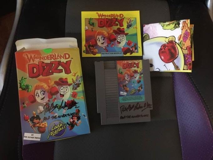 Lost Version of Panic! Dizzy on NES Finally Available on Kickstarter