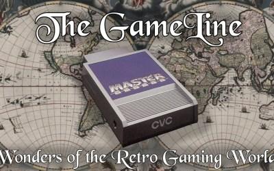 GameLine: Wonders of the Retro Gaming World