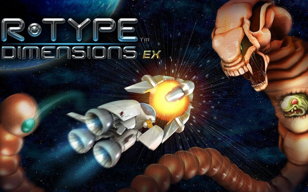 Collector's Edition of R-Type Dimensions EX announced for Nintendo Switch and PlayStation 4!