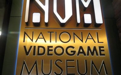 The National Videogame Museum