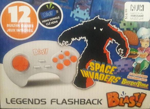 The Legends Flashback Blast!