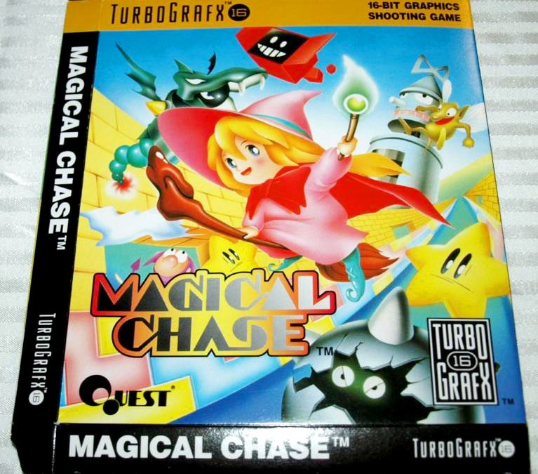 The Last Official Release: TurboGrafx-16 – Magical Chase (1993)