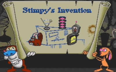 The Ren & Stimpy Show Presents: Stimpy's Invention