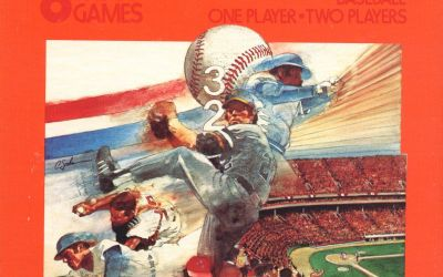 Home Run for the Atari 2600