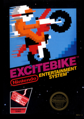 Excitebike for the NES