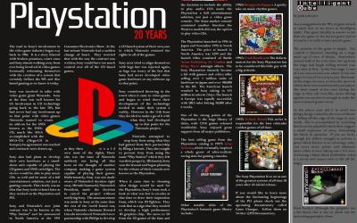 Playstation: 20 years
