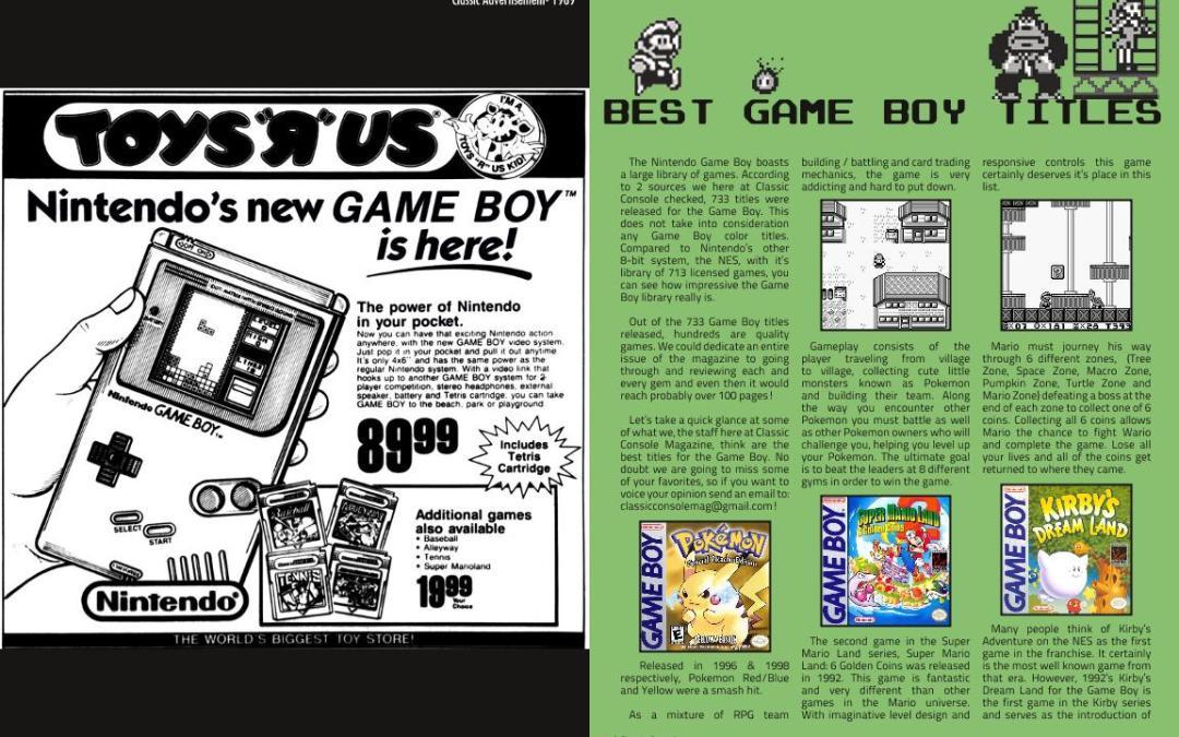 Best Game Boy Titles