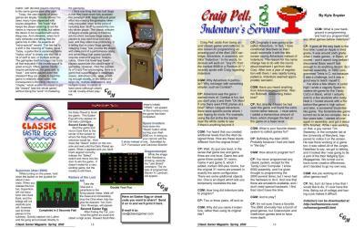 Craig Pell: Indenture's Servant