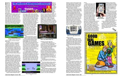 The Ultimate Video Game Company? By Leonard Herman