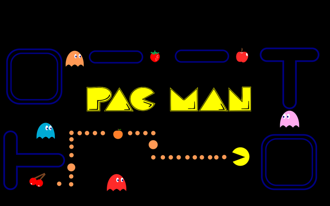 Pac-Man Comes to the Casino