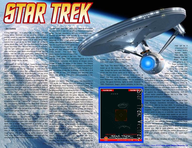 Star Trek – Jim Combs