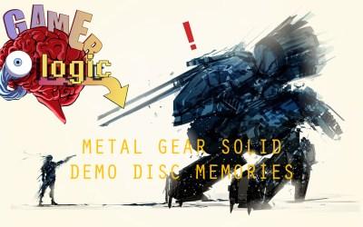 Metal Gear Solid Demo Disc Memories