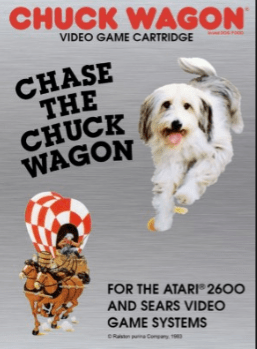 The Cabinet of Curiosities: Chase the Chuck Wagon