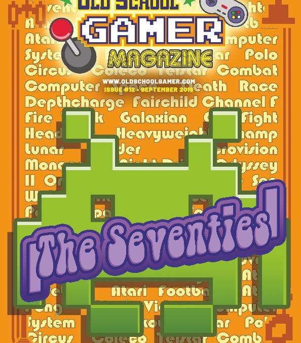 Old School Gamer Issue #12 Now ONLINE! – Coin Up! –By Brian Szarek