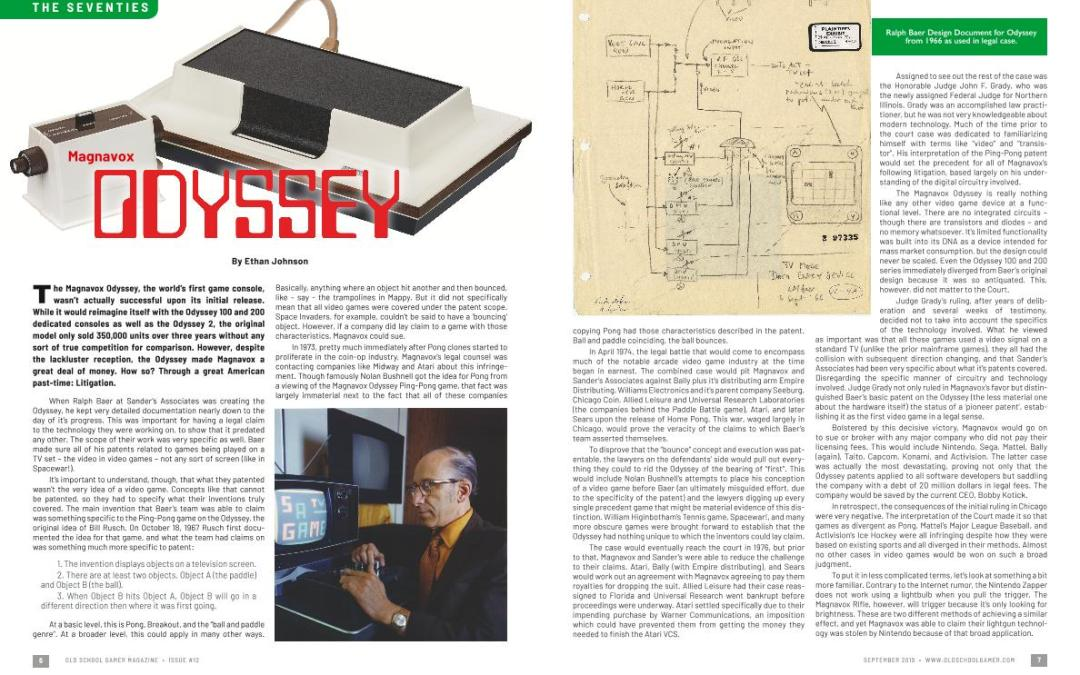 The Seventies: The Magnavox Odyssey – By Ethan Johnson