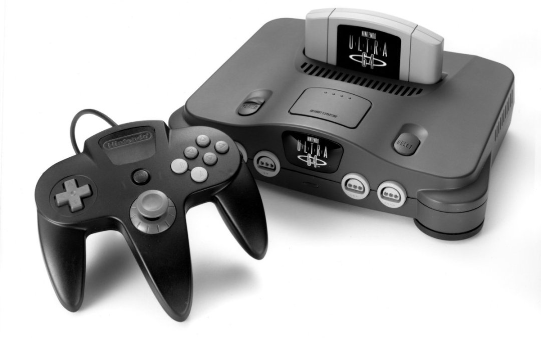 Nintendo Ultra 64 Controller Prototype Discovered