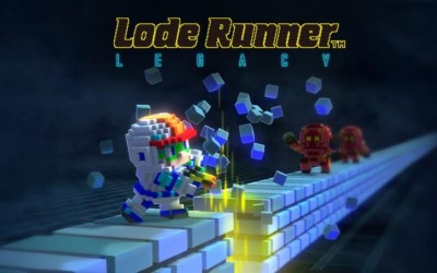 Lode Runner Legacy Launches January 29th on PlayStation®4