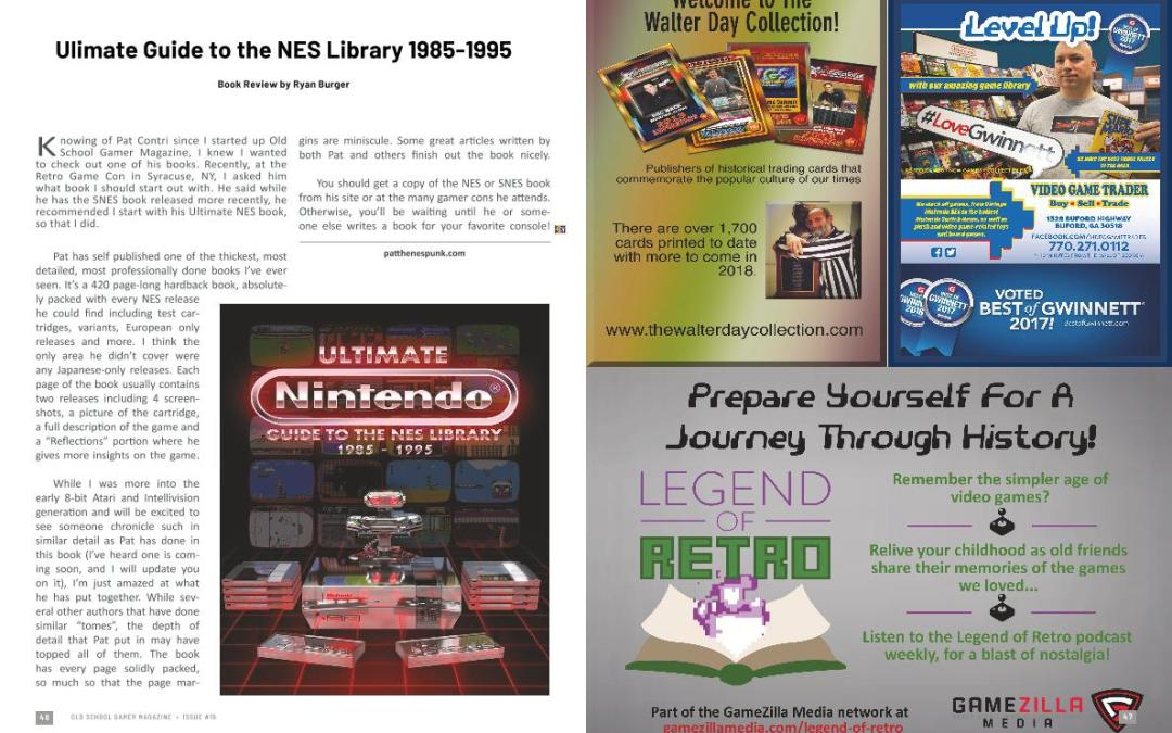Ulimate Guide to the NES Library 1985-1995 – Review By Ryan Burger