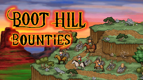 Boot Hill Bounties Puts a Spaghetti Western Twist on the JRPG Genre