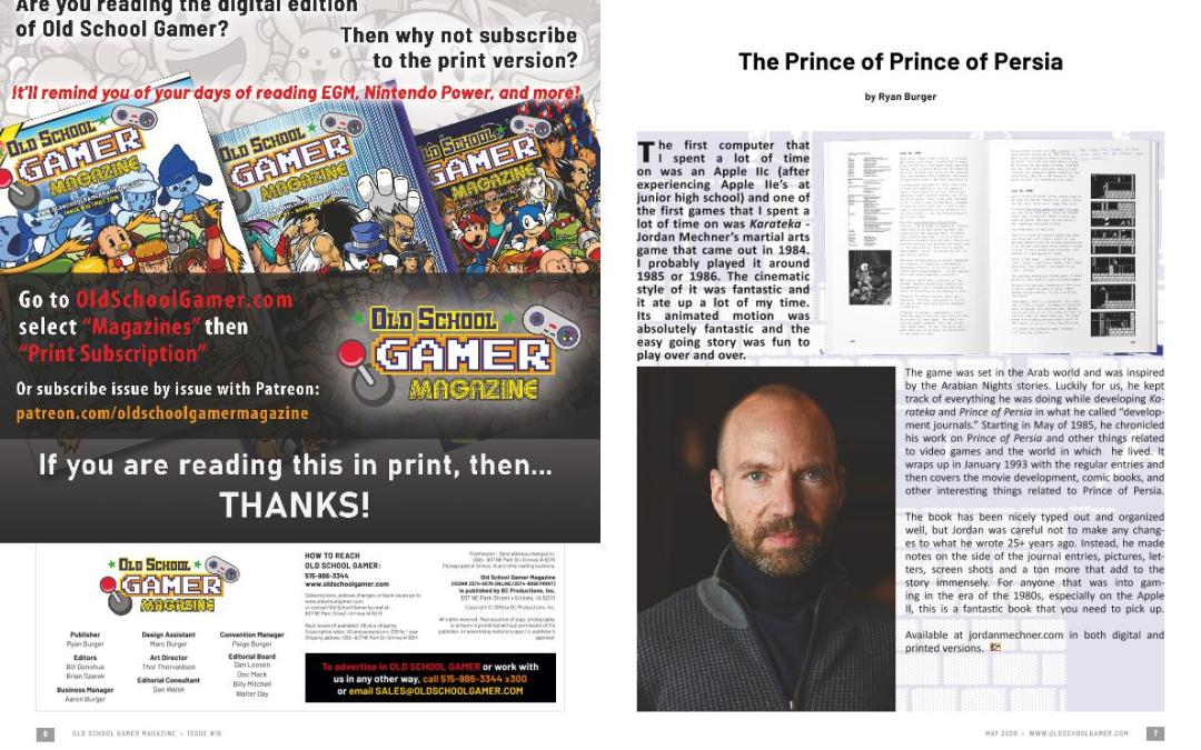 The Prince of Prince of Persia – By Ryan Burger