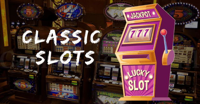 How Play N Go Slots Get Inspiration From Classic Games Old