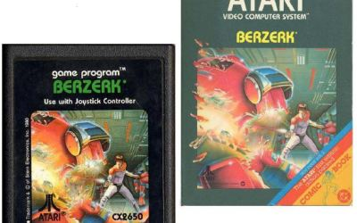 Atari 2600 Encyclopedia: Do you know Berzerk?