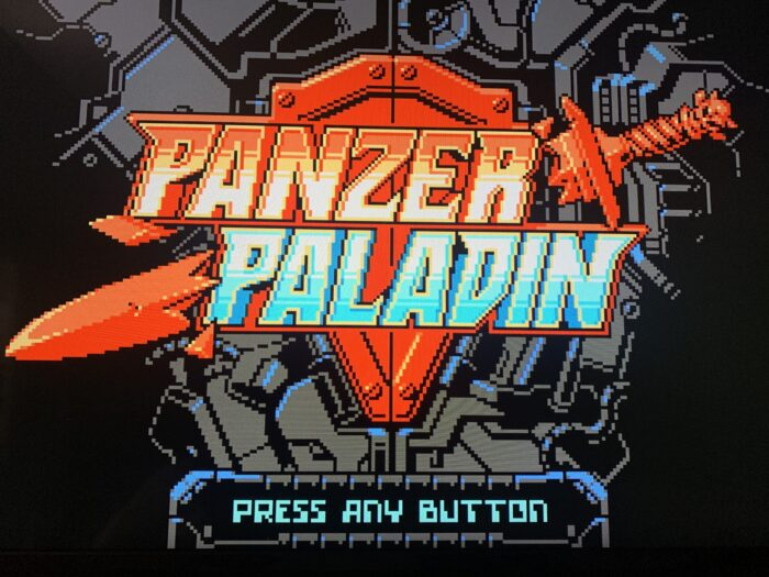Panzer Paladin: A Review
