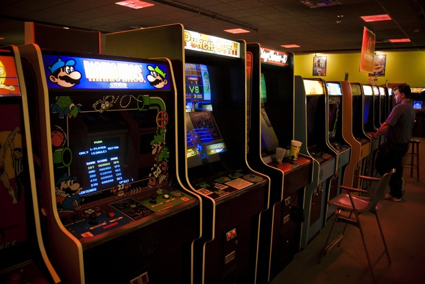 From Social Activity to Online Gaming: Arcades Then & Now