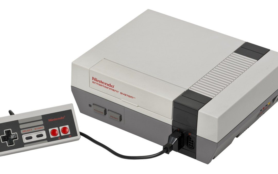 What is behind the retro gaming craze?