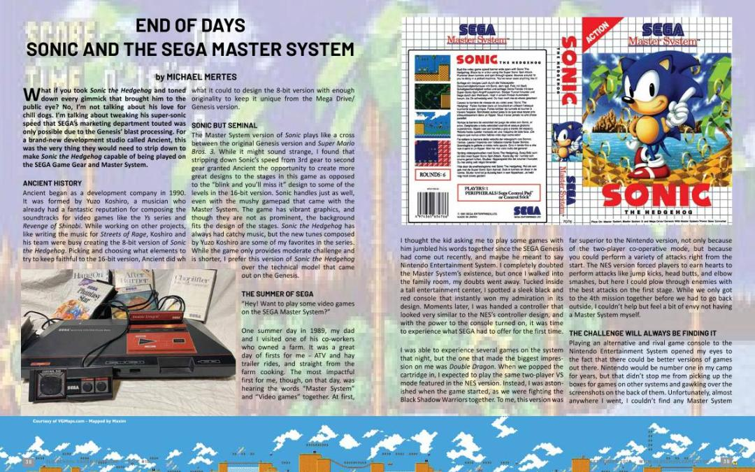 End of Days – Sonic and the Sega Master System