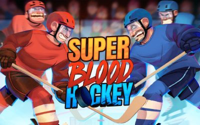 SWITCH IT UP: Super Blood Hockey: A Fighting Game With Hockey – Review By Brad Feingold