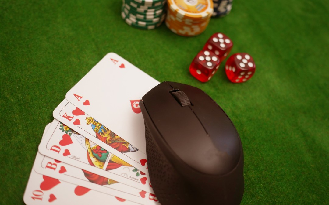 Online Casinos vs. Playing Video Games At Home? | Old School Gamer Magazine