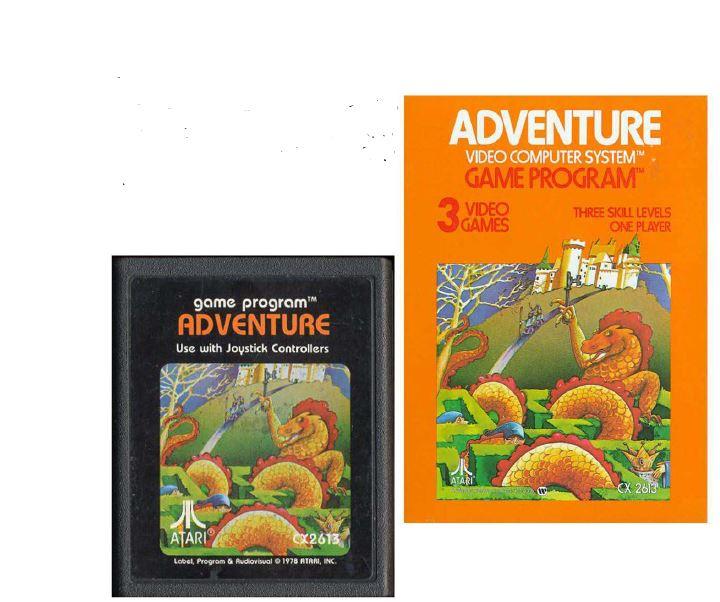 Atari 2600 Encyclopedia: Do you know Adventure?