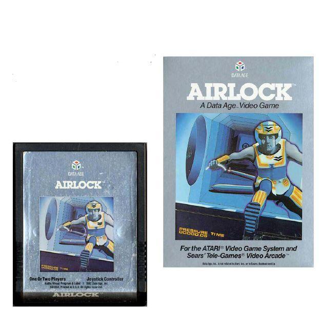Atari 2600 Encyclopedia: Do you know Airlock?