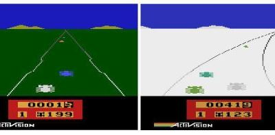 Atari 2600 Encyclopedia: Do you know Enduro?
