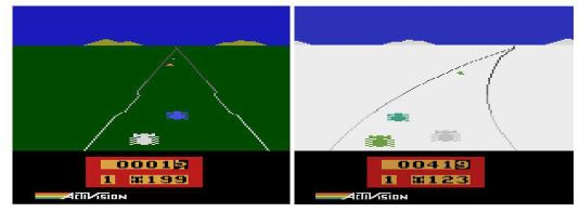Atari 2600 Encyclopedia: Do you know Enduro?
