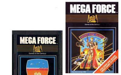 Atari 2600 Encyclopedia: Do you know Mega Force?