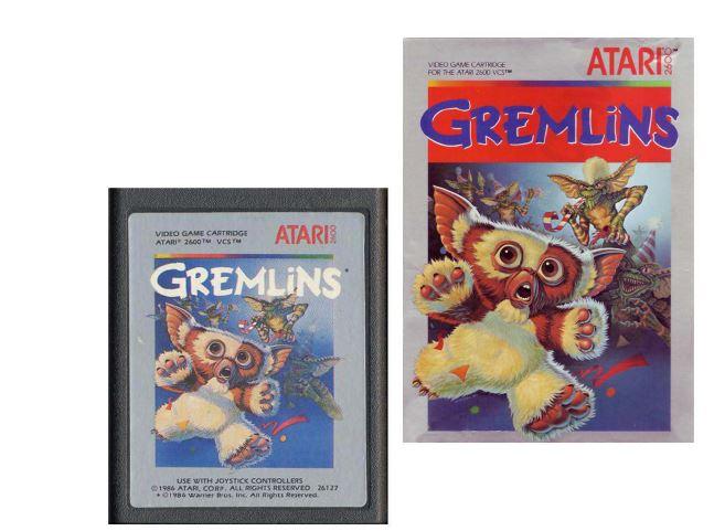 Atari 2600 Encyclopedia: Do you know Gremlins?